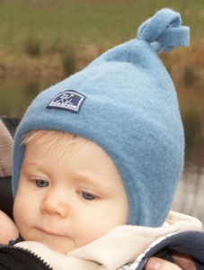 Levana Naturals - Organic Wool Fleece Hat for babies - baby organics ... 954633e669d