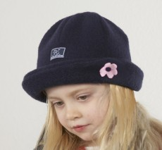 Little Lady Organic Wool Hat