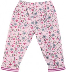 Organic Baby Girl Winter Pants