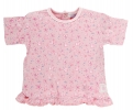 Baby Girl Ruffle Flower Top