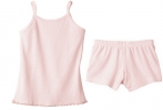 Girls Ajour Organic Underwear Set