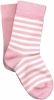 2-Pack Organic Girls' Socks
