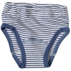 Classic Striped Organic Brief - Kids